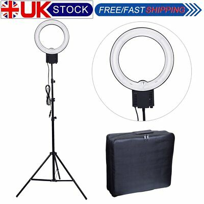 Fotoconic Studio 40W 5400K Fluorescent Ring Light with 2M Stand & Carry Bag Kit