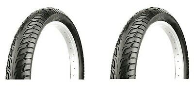 """2 Pair of Deli 26/""""x 2.125/"""" Bicycle Bike Tire SA-252 Puncture Resistance LS"""