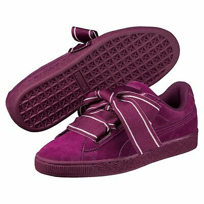 BASKET MODE PUMA Suede Heart Satin II Wn's 36408403 EUR 39