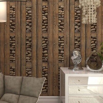 *STONES in Tree* 3D Decorative Wall Panels. Form Plastic mould for Gypsum