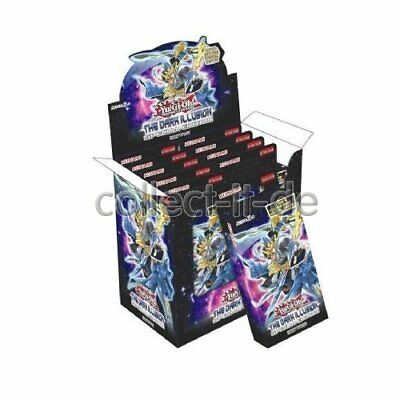 Yu-Gi-Oh - The Dark Illusion - Special Edition - 1 Box - Deutsch
