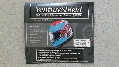 Arai Ventureshield Paint Protection For Chaser Model Size Xs/S -Foc Uk Delivery