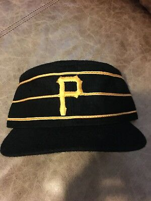 befd37bca22ac australia pittsburgh pirates pillbox sports specialties hat mlb vintage 7  authentic 2950d dd2ce