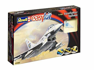 Eurofighter Typhoon easykit Revell 1:100 Kit RV06625 Model