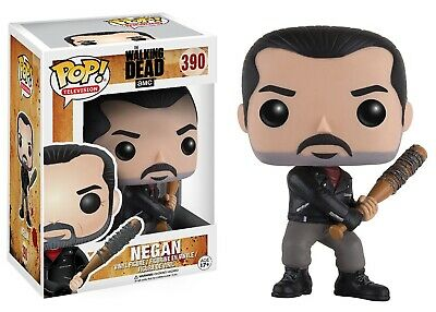 "Pop! TV The Walking Dead, Negan 3.75"" Vinyl Figure"