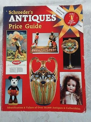 1998 SCHROEDER'S ANTIQUES PRICE GUIDE, 16th Edition #AU310