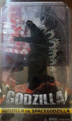 Neca GODZILLA Vs Space G 12″ Head-to-Tail Action Figure 2016 NEW In Package MIB