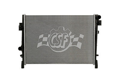 For 2008-2016 Dodge Grand Caravan Radiator TYC 25779XS 2010 2009 2014 2011 2013