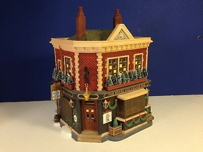 Dept 56 Dickens Village THE HORSE AND HOUNDS PUB w/ box Combine Shipping!