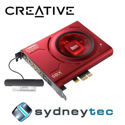 New Creative Sound Blaster Z Gaming Soundcard