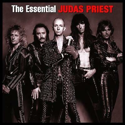 JUDAS PRIEST (2 CD) THE ESSENTIAL ~ 70's METAL GREATEST HITS / BEST OF *NEW*