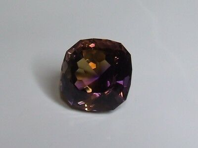 Natural earth-mined world class museum quality ametrine...40.7 carat