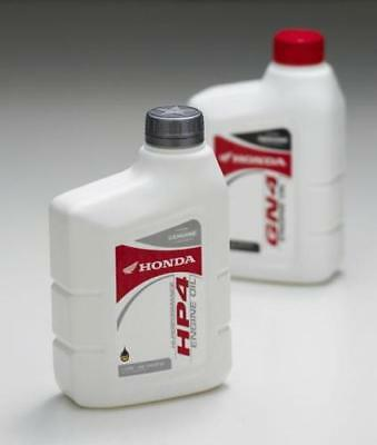 Honda HP4 10W-30 Semi Synthetic Motorcycle Engine Oil 1 Litre