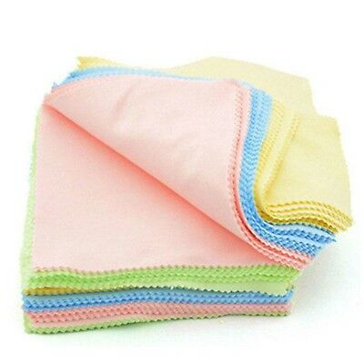 Microfibre Cleaning Cloths Glasses Spectacles Camera Mobile Phone Lens