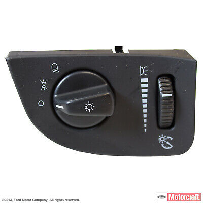 Headlight Switch For 2004-2011 Ford Crown Victoria 2006 2005 2007 Motorcraft