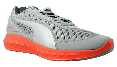 wholesale dealer 5659d c92c1 New PUMA Mens Ignite Ultimate Gray Running Shoes Size 7