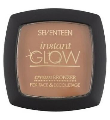 Brand New and Sealed Boots 17 Seventeen Instant Glow Cream Bronzer