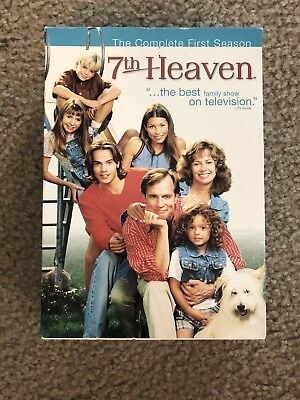 7th Heaven - The Complete First Season (DVD, 2004, 6-Disc Set, Checkpoint)