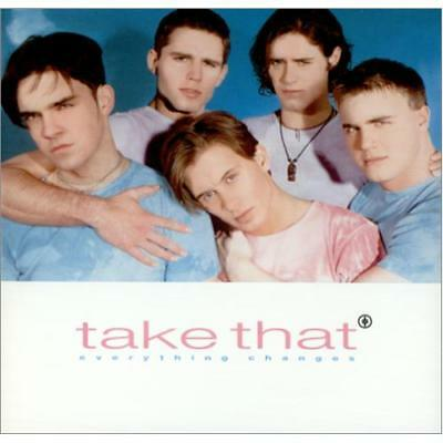 "Everything Changes Take That 7"" vinyl single record UK 74321 167737 BMG 1994"