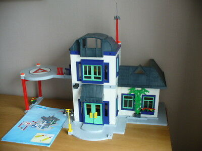 Antenna from Set 3988 Police Station City House * * Playmobil