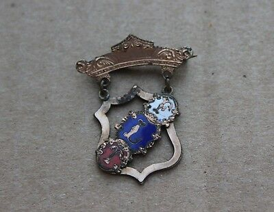 FLT Pin Medal -The Sovereign Grand Lodge Independent Order Of Odd Fellows
