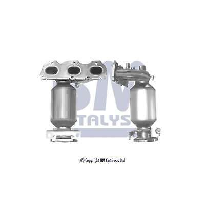 Exhaust Manifold Catalytic Converter for Volkswagen Polo 1.2 03//02-07//05