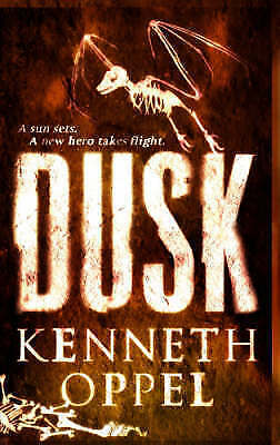 Dusk by Kenneth Oppel (Paperback)