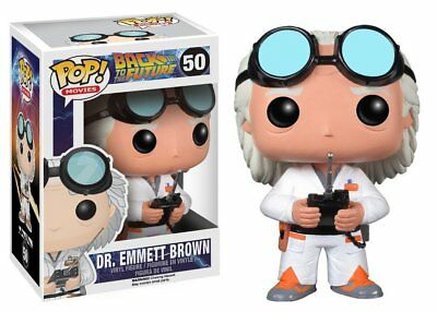 Back To The Future - Doc - Funko Pop - Brand New - Movie 3399