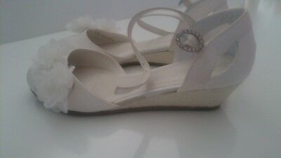 Gorgeous Girls Shoes By Occassions At Debenhams In Size 1 Eu 33 Used Once