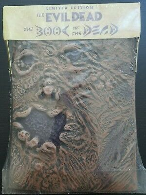 evil dead limited edition dvd the book of the dead