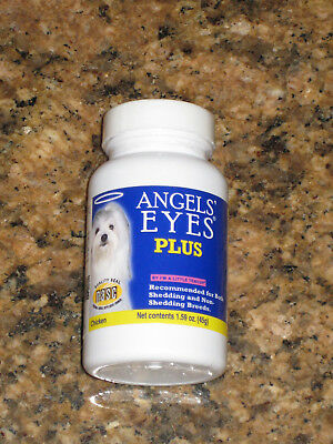 Angels' Eyes PLUS Dog Tear Stain Remover Chicken 45g