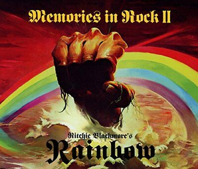 Ritchie Blackmores Rainbow - Memories in Rock II (2CDDVD)