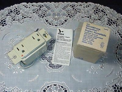 Eagle IG1108V-BOX SurgeBloc Duplex Receptacle Isolated Ground 15A 125V 3W NEW!