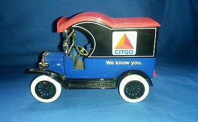 Gearbox Citgo Truck 1912 Delivery Car