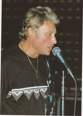 Carte  Postale  :  Johnny  Hallyday  N°  3260