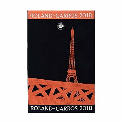 New Official Roland-Garros 2018 men's player towel  * Imported