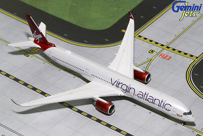 Gemini (Gjvir1758) Virgin Atlantic A350-1000 1:400 Scale Diecast Metal Model