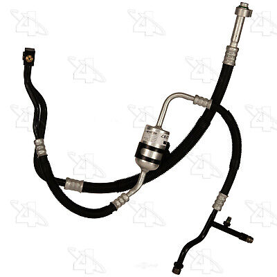 A/C Refrigerant Discharge / Suction Hose Assembly fits 98-03 Ford F-150