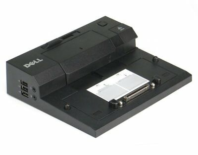 Dell Latitude Dockingstation für E6400 E6410 E6420 E6430 E6440 E6500 E6510 E6520