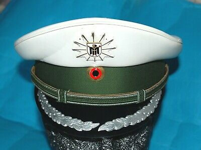 German Police Officers Cap With Cap Badges (A).