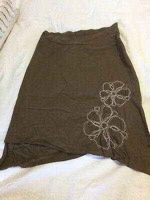 Ripe Maternity Skirt Size M Made in Australia