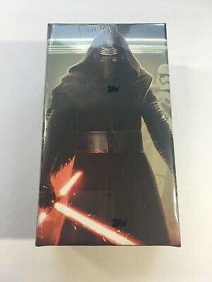 2017 Topps STAR WARS: THE FORCE AWAKENS Widevision 3D BRAND NEW & FACTORY SEALED