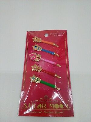Sailor Moon Hair Pin Set Universal Studios Japan USJ Limited Free Shipping
