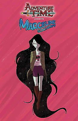 Adventure Time: Marceline Gone Adrift by Meredith Gran (Paperback)