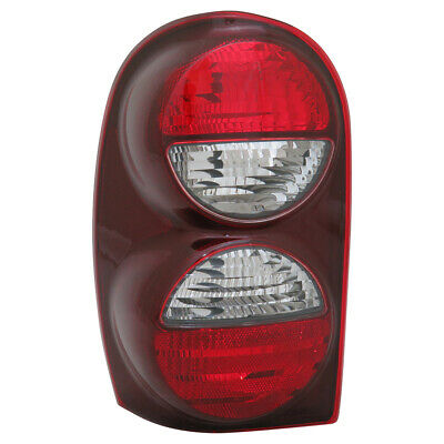 Left Tail Light Embly For 2002 2004 Jeep Liberty 2003 Tyc 11 5886