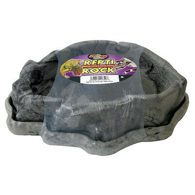Zoo Med Laboratories - Combo Repti Rock Food & Water Dish - X-Large