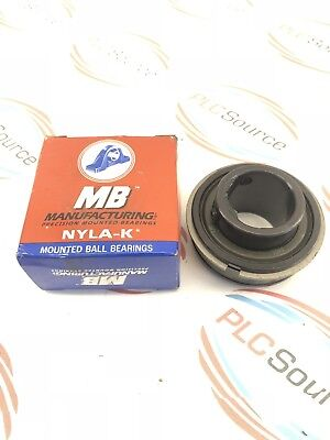 Mb Manufacturing Er23 Precision Mounted Bearing