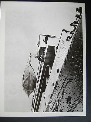 TITANIC POSTCARD-LAST GLIMPSE OF CAPT SMITH STARBOARD BRIDGE WING' BY McLEAN