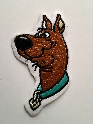 Scooby Doo cartoon rare vintage patch