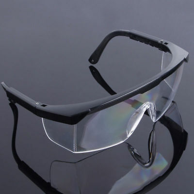 Eyes Protective Safety Glasses Spectacles Protection Goggles Eyewear NEW